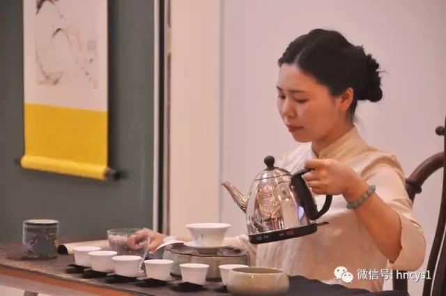 茶藝師培訓